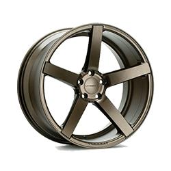 Vossen CV3 Satin Bronze finish