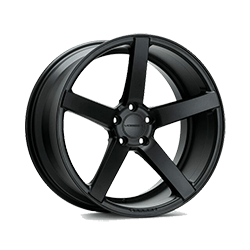 Vossen CV3 Satin Black finish