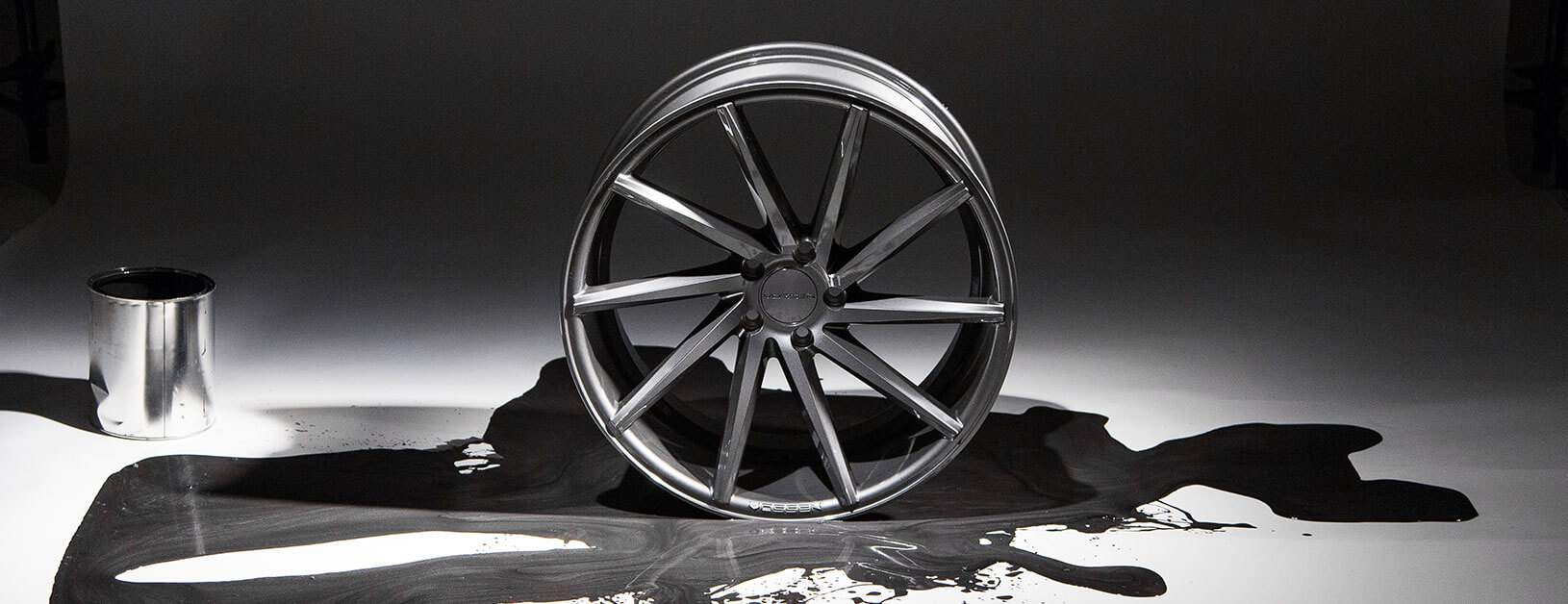 Vossen CVT in silver finish